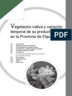 Vegetacion Proviencia Del Elqui