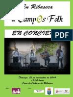 Concierto Folk Ribaseca