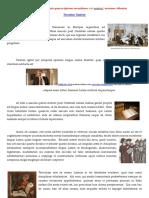 De Latine dicendi normis Terentius Tunberg disserit