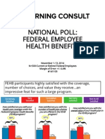 Charts- Federal Employee Health Benefits