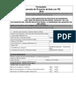 Formulario Proyectos de Aula 2014