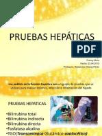 Prueba Hepatica