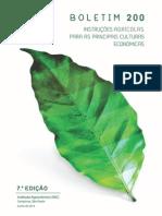 Boletim 200 IAC - Instruções Agrícolas para as Principais Culturas Econômicas