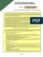Directrices PAU Andalucía 2014-2015
