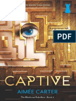 Captive by Aimée Carter