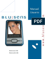 Manual del usuario Blusens MP4 1027, 1028