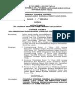 Perdirjen BPDASPS P.1-2013 Juknis RHL