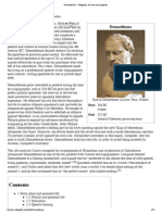 Demosthenes - Wikipedia, The Free Encyclopedia