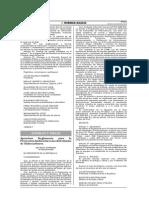 Reglamento Hidrocarburos Minero 12 Nov