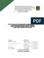 Proyecto de Analisis de Sistemas gratis