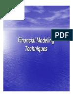 #2 Financial Modeling