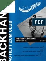 Backhand 2000/2001 Nr. 1
