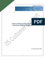 DS WhitePapers MemoryManagementInCATIAV5GenerativeDraftingWorkbench