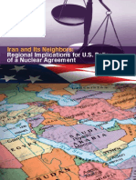 239959345 Iran and Its Neighbors Regional Implications for U S Policy of a Nuclear Agreement