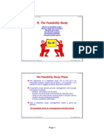 Feasibility Study Data