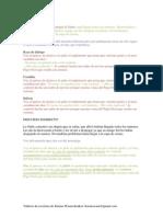 Tipos de Discurso - con ejemplos
