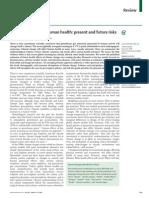Climate Chg Human Health