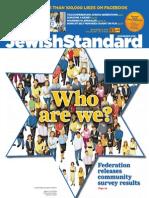 North Jersey Jewish Standard, November 21, 2014