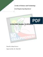 Gsm Jammer communication