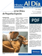 Interferones en Clinica Canina