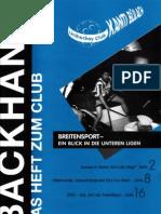 Backhand 2000/2001 Nr. 3