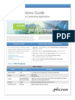 Micron Solutions Guide HPC Applications Lo