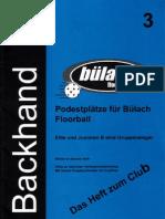 Backhand 2001/2002 Nr. 3