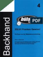 Backhand 2002/2003 Nr. 4