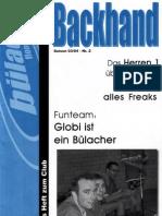Backhand 2003/2004 Nr. 2
