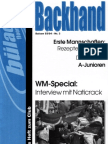Backhand 2003/2004 Nr. 3