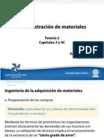 Presentacion Administracion de Materiales