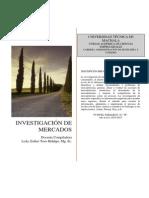 Asig. Investigación de Mercado Vi Nivel