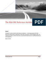 White Paper RSA Archer GRC Reference Architecture