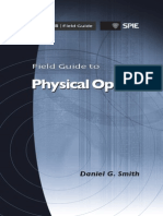 (SPIE Press Field Guide Series FG17) Daniel G. Smith-Field Guide to Physical Optics-SPIE Press (2013).pdf