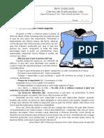 1 - Ficha Formativa - Tipos e Formas de Frases (1) - Solução