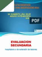 Evaluacion Secundaria Hospitalaria