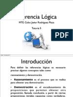 Tutoria 5 - Inferencia Lógica.pdf