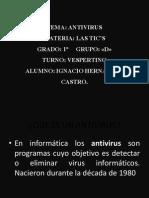 Antivirus Nacho