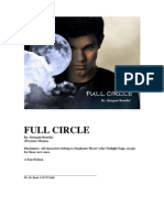 Full Circle Book 3 Outtake and Comments