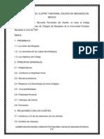 CODIGO DEL ABOGADO.docx