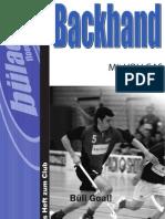 Backhand 2006/2007 Nr. 2