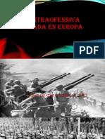 Contraofensiva Aliada en Europa