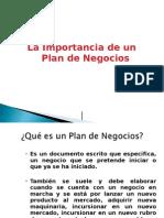 Desarrollando Tu Plan de Negocios