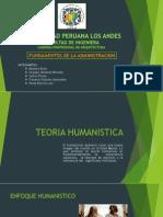 teoria humanistica
