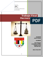 TF - Macroeconomia General