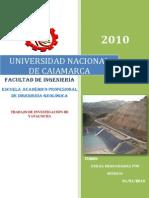 Áreas Degradadas Por Minería (Yanacocha)