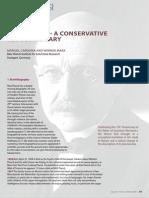 Max Planck - A Conservative