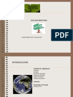 Clase 1. Presentación Curso e Introducción Ecologia Industrial