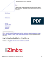 Step by Step Installasi Zimbra 8 Mail Server _ Sekedar Berbagi..