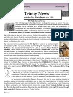2014 - December Trinity News